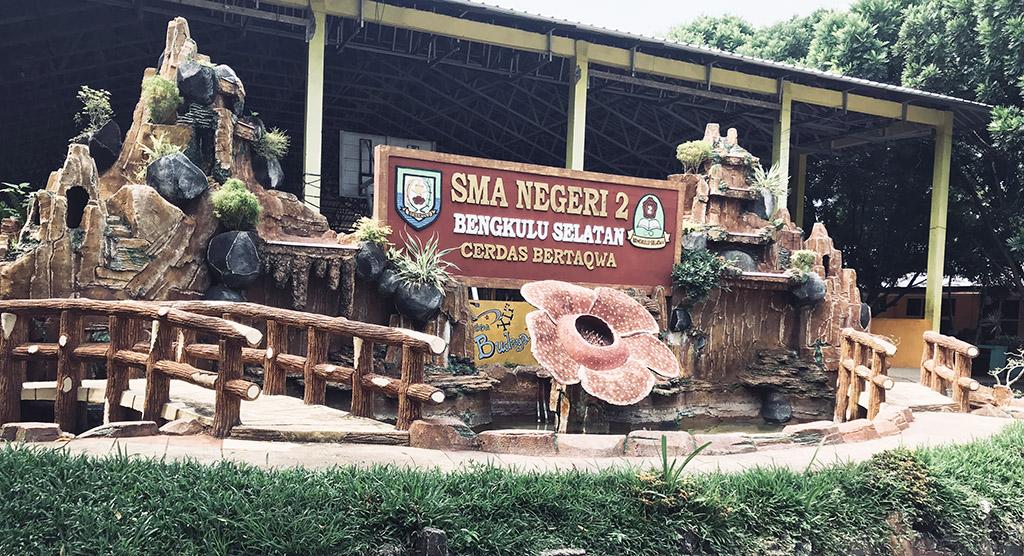 Sma Negeri 2 Bengkulu Selatan Sekolahnya Para Juara